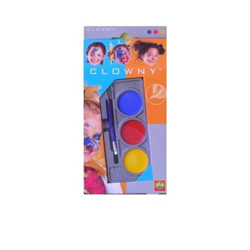 acuarele-3-culori-clowny-pentru-fata