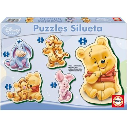 Educa Baby Puzzle - Winnie