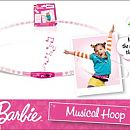 Hula Hoop Barbie cu sunet