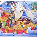 Puzzle Corabia piratilor