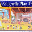Teatru magnetic Cenusareasa
