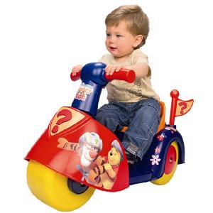 Motocicleta cu motor Scooty My Friends Tigger and Pooh
