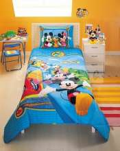 Cuvertura patura pat copii Disney Mickey Play