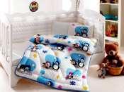 Set dormitor baby Penguin