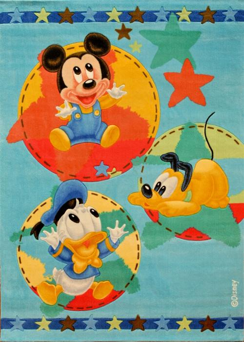 Covor copii Baby Mickey