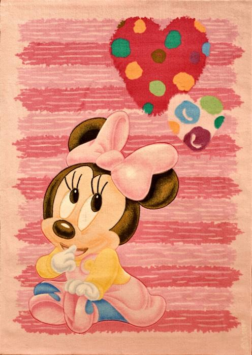 Covor copii bebe Mickey