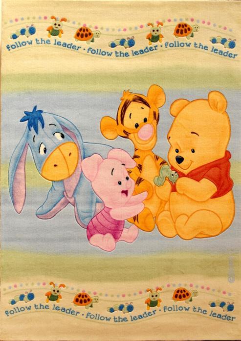 Covor copii bebe Pooh