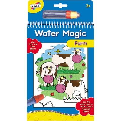 Galt Water Magic: Carte de colorat - Ferma