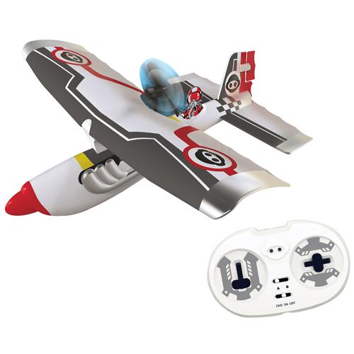 Avion cu telecomanda Crash FX