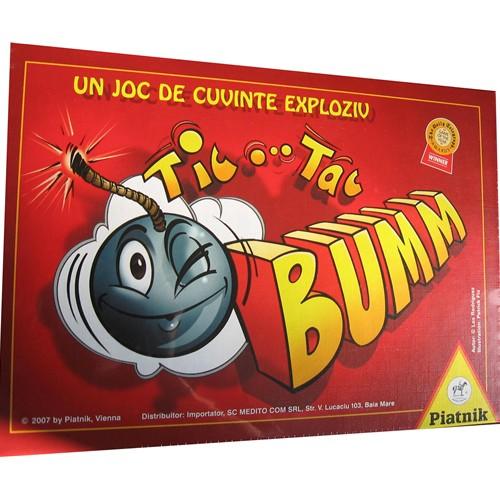 Joc de Familie Tic Tac Bumm