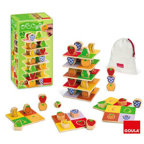 Joc Educativ Turnul Fructelor