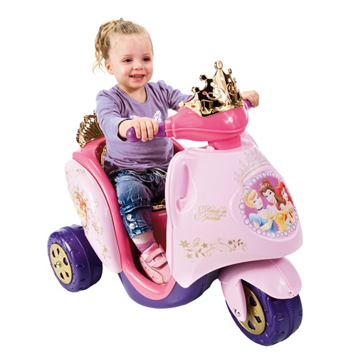 Scooter Disney Princess