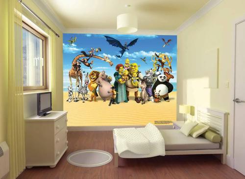 Tapet pentru Copii DreamWorks