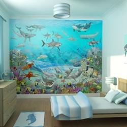 Tapet pentru copii Sea Adventure