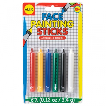 Creioane de pictat pe fata