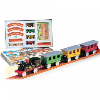 Set tren electric The Peques