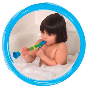 Tub tunes: Fluierul magic de baie