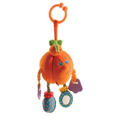 Prietenul portocala Ozzie