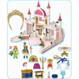 Castel magic cu printesa
