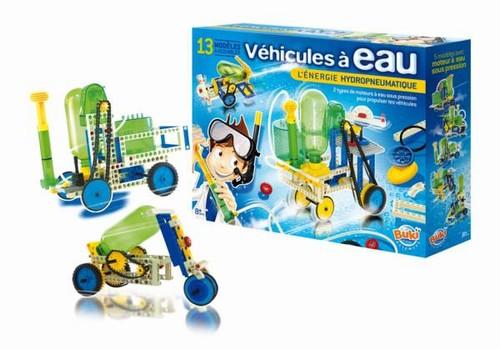 Set Vehicule care functioneaza cu apa