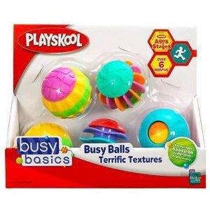Bile si mingi pentru bebelusi