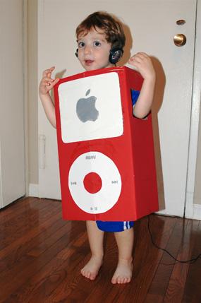 Costum de Halloween IPhone