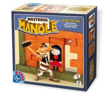 Joc Mesterul Manole si Jocul Hopa Mitica de la Noriel