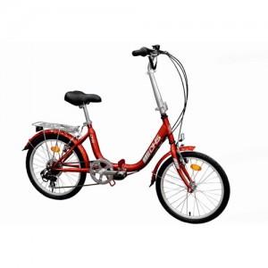 Bicicleta Pliabila DHS 2024 6V