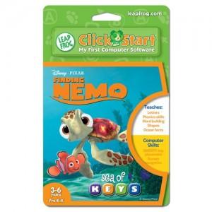 Carte Interactiva ClickStart Finding Nemo