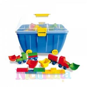 Cutie cu 621 cuburi