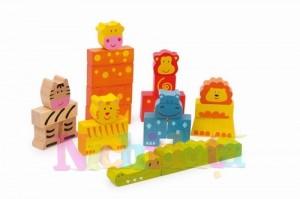 Cutie cuburi SAFARI