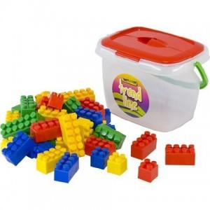 Galeata Wader cu 45 de cuburi