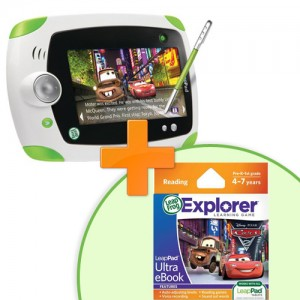 Tableta LeapPad Explorer + Soft Educational Cenusareasa