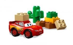 Lego Duplo – Cars Lightning McQueen