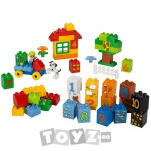 Lego Duplo: Joaca-te cu numerele