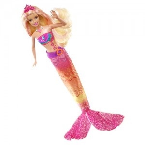 Papusa Barbie sirena Merliah