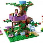 Casuta de joaca Lego pentru fetite