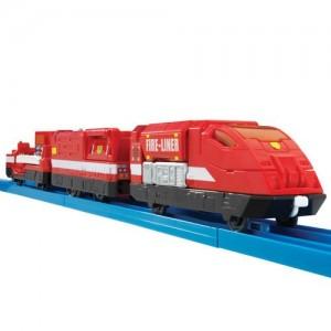 Tomica Trenul Pompierilor