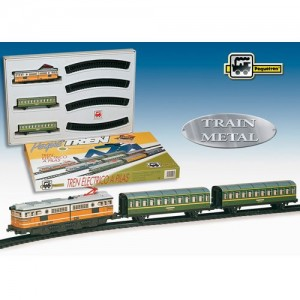 Trenulet Electric Clasic