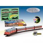 Trenulet electric Articulado cu macaz