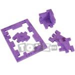 Puzzle 3D Marble Cube