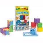 Set 6 puzzle-uri 3D Happy Cube