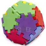 Set 6 puzzle-uri Space Cube