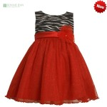rochita de seara rosie copii