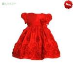 rochita fete rosie craciun