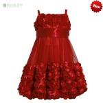 rochita rosie de seara copii