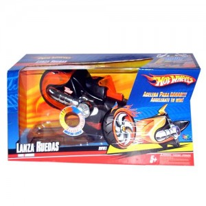 Lansator de Roti Hot Wheels