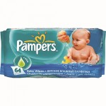 Servetele umede Pampers Baby Fresh 64 buc