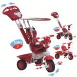 tricicleta bebe fisher price royal