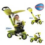 Tricicleta Smart Trike Zoo